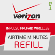 Verizon Wireless Prepaid Refill Pins