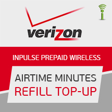 Verizon Prepaid Instant Top Up RTR